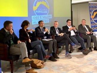 convegno a Genova di Liguria popolare