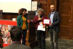 Scolari riceve il premio a Glocal 2019