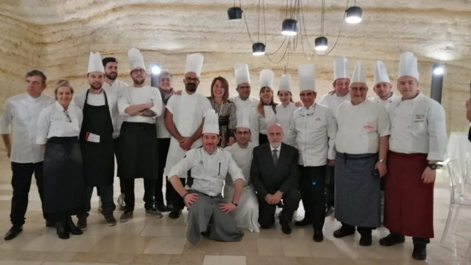 gruppo chef a mirabilia