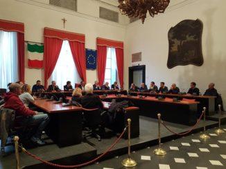 Ad Albenga il sottosegretario al Ministero delle Infrastrutture e dei Trasporti Salvatore Margiotta
