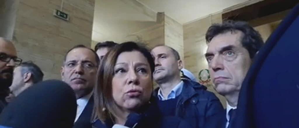 ministro Paola De Michelis a Savona