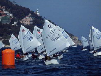 Gara Optimist ad Andora