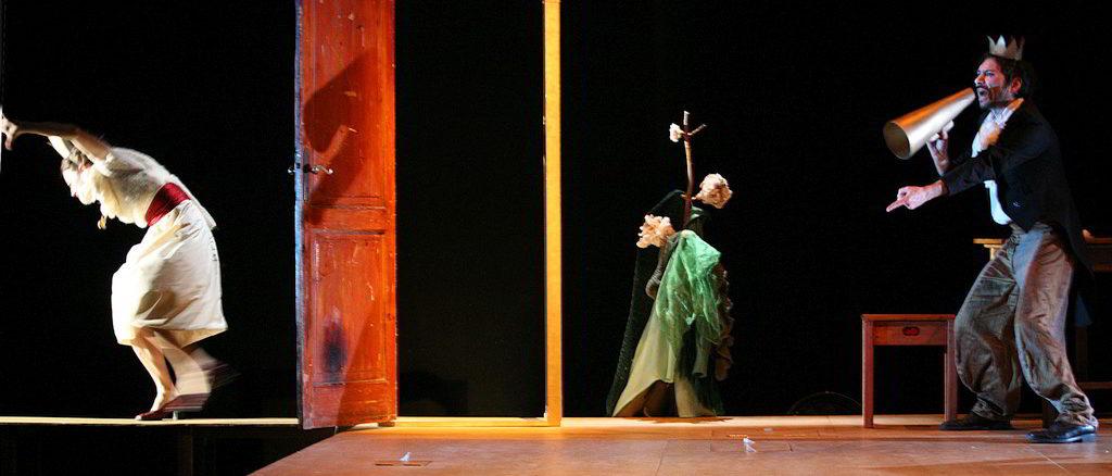 Rosaspina di Teatro del Piccione