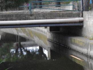 un rio ad Albenga