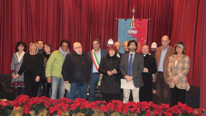 Premiati Alassino d'Oro – ph Silvio Fasano
