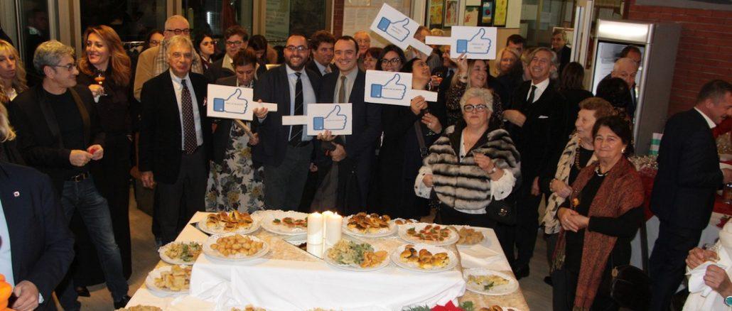 Cena DeCO social ad Alassio