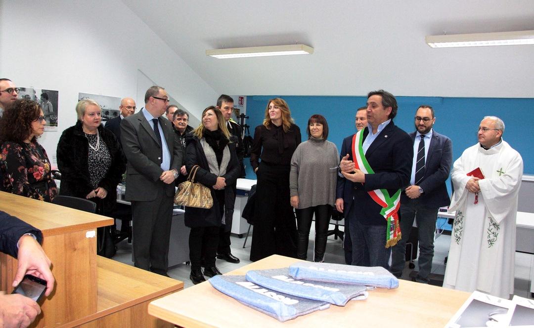 Alassio Inaugurazione uffici Gesco 03