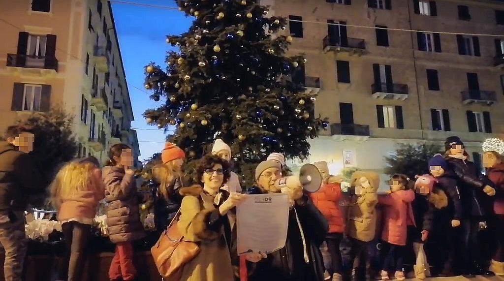 Accensione Albero di Natale a Savona