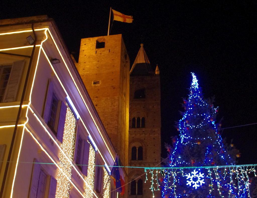 Albero di Natale ad Albenga
