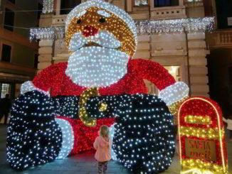 Babbo Natale a Varazze