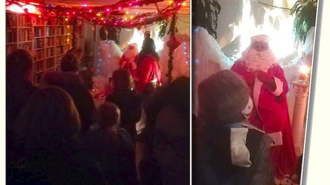 Babbo Natale alla Ubik