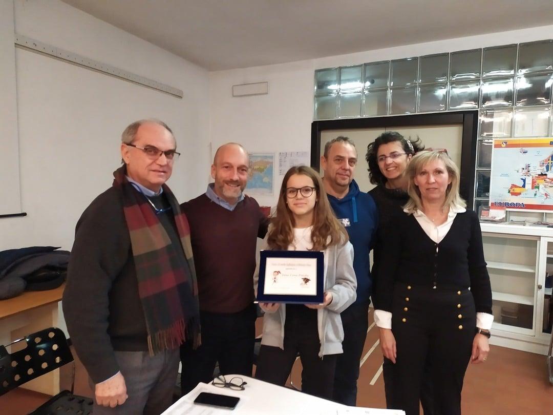 Celle Ligure Annaluna Pittella premiata Borsa Olmo 01