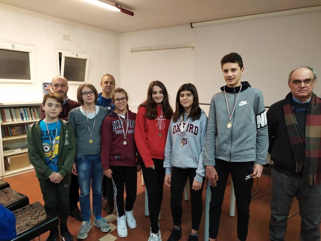 Celle Ligure premiazione giovani 03
