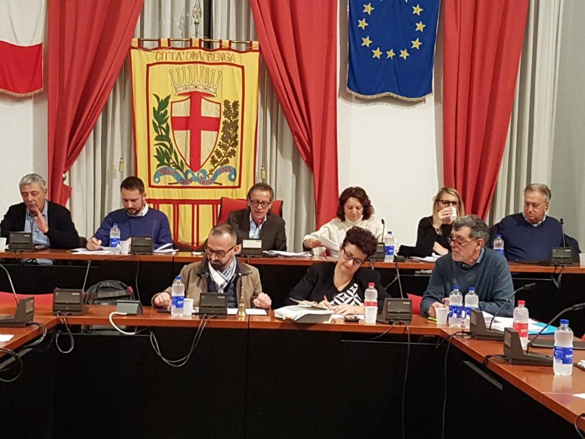 Consiglio Comunale di Albenga 21 12 2019 01