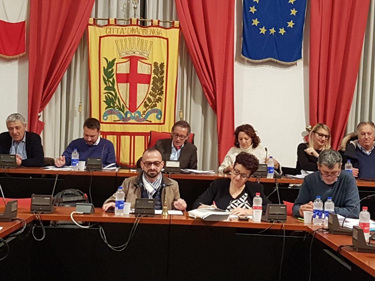 Consiglio Comunale di Albenga 21 12 2019 02