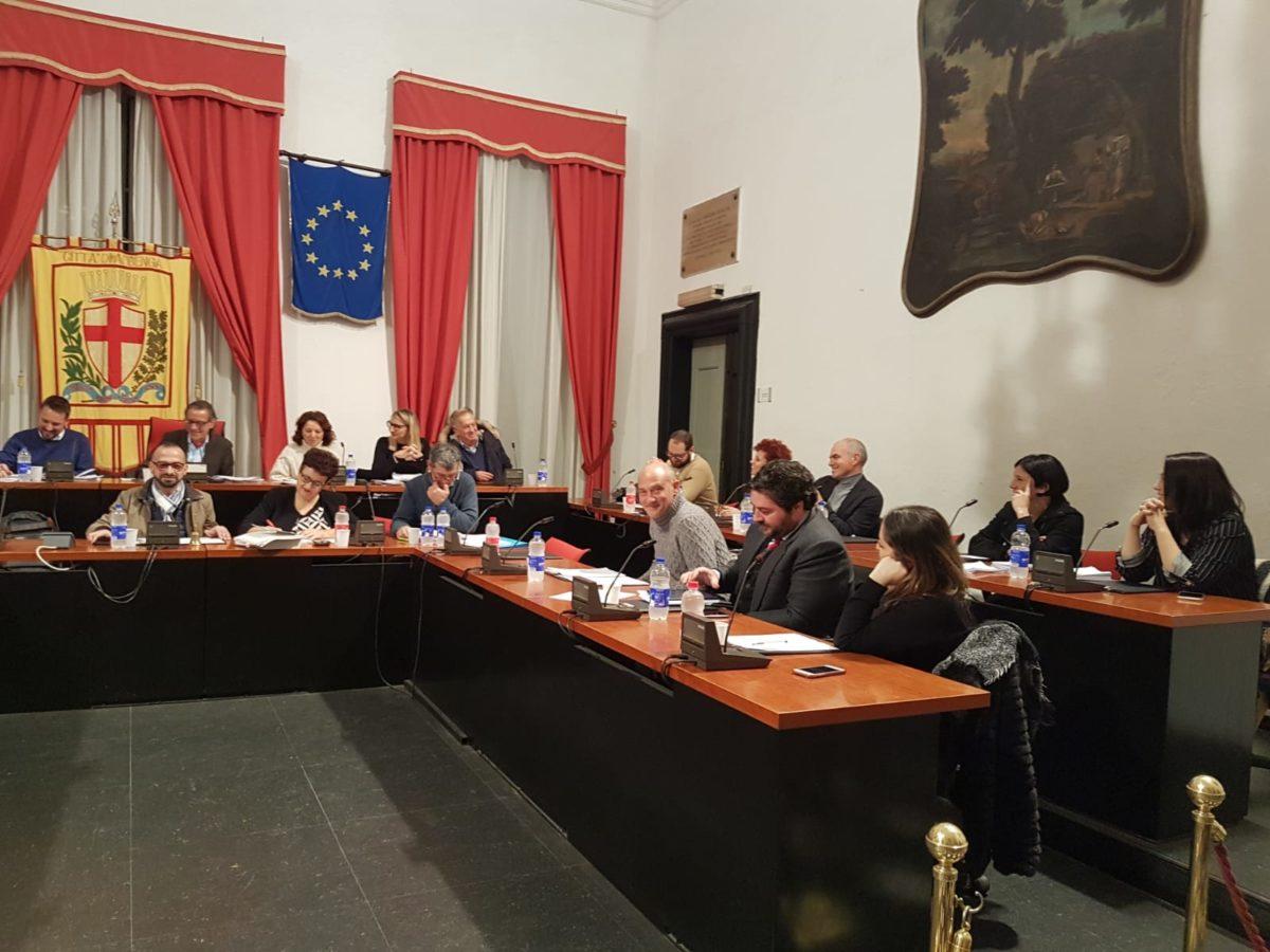 Consiglio Comunale di Albenga 21 12 2019 03