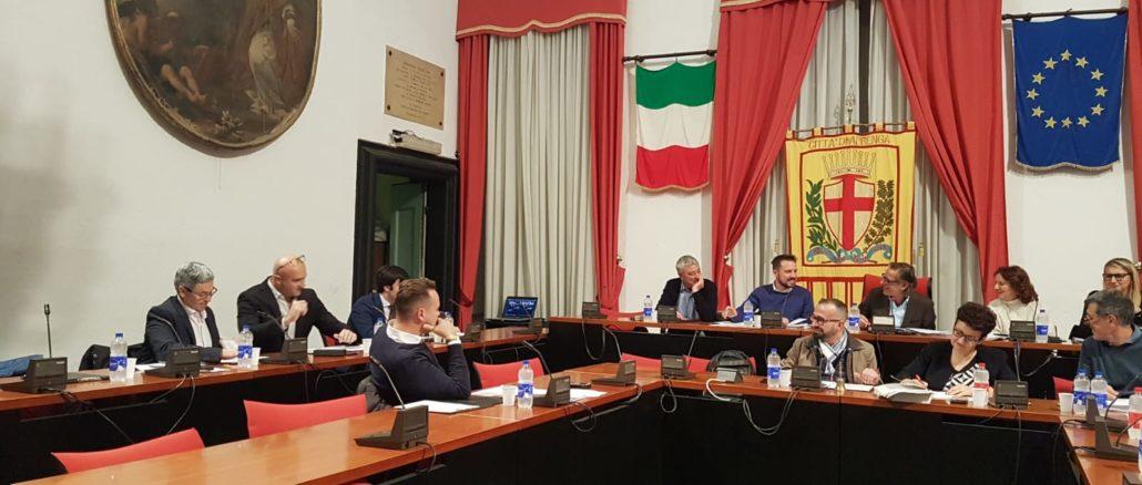 Consiglio Comunale di Albenga