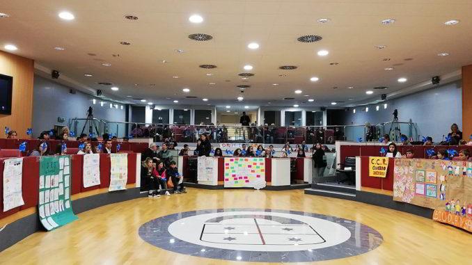 Consiglio dei ragazzi in Regione Liguria