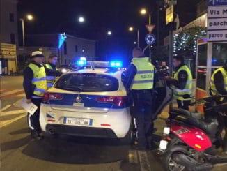 Controlli Polizia Locale a Loano