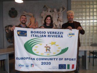 Borgio Verezzi e la Comunità europea dello sport 2020