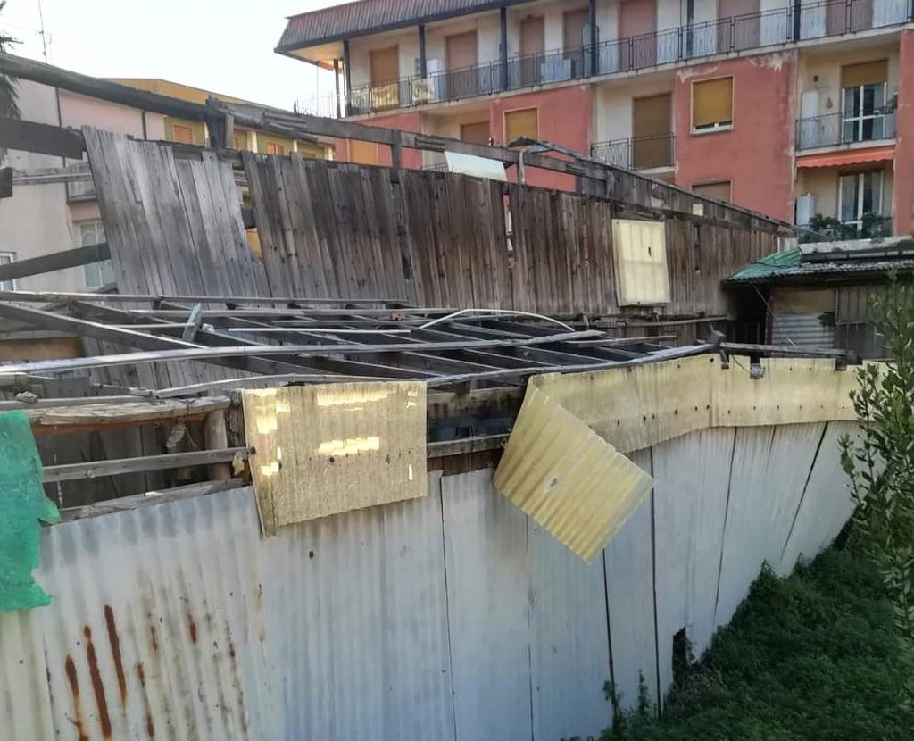 Fabbricato ex Passeggi a Finale Ligure