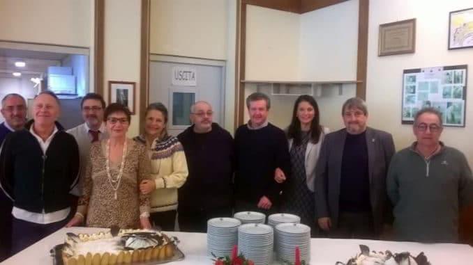 Festa pensionati Alberghiero di Alassio