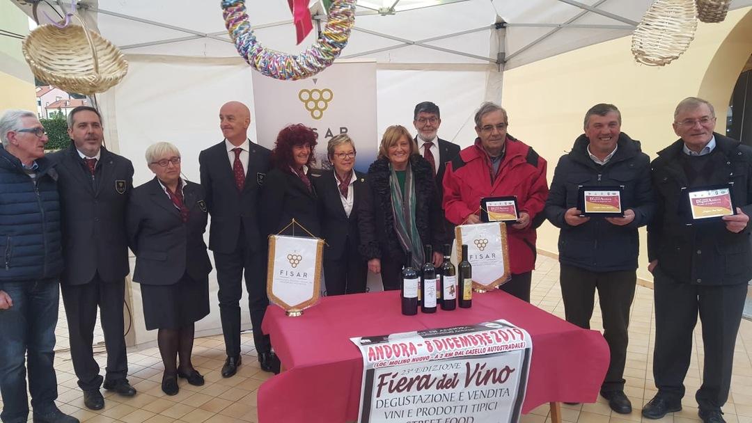Fiera del vino ad Andora 02