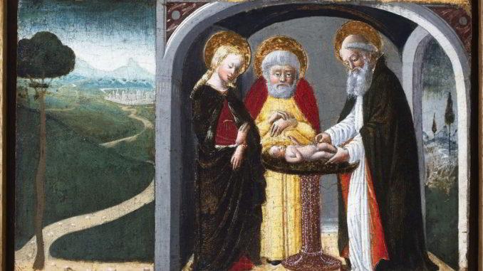 Giovanni Mazzone Circoncisione