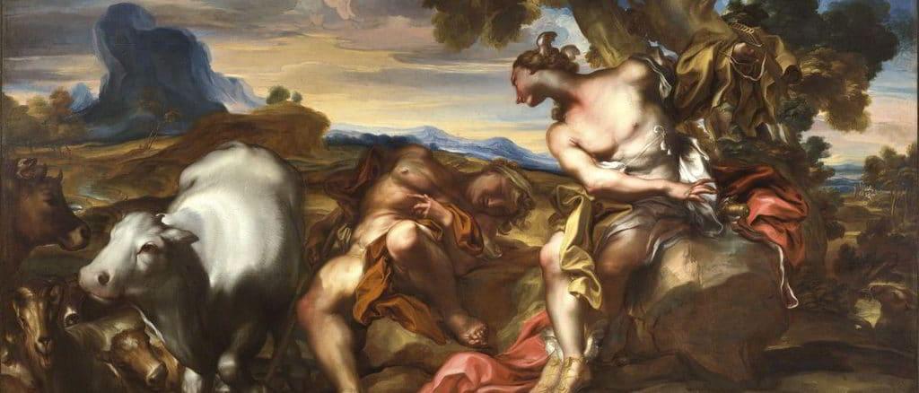 Dipinto di Gregorio e Lorenzo De Ferrari
