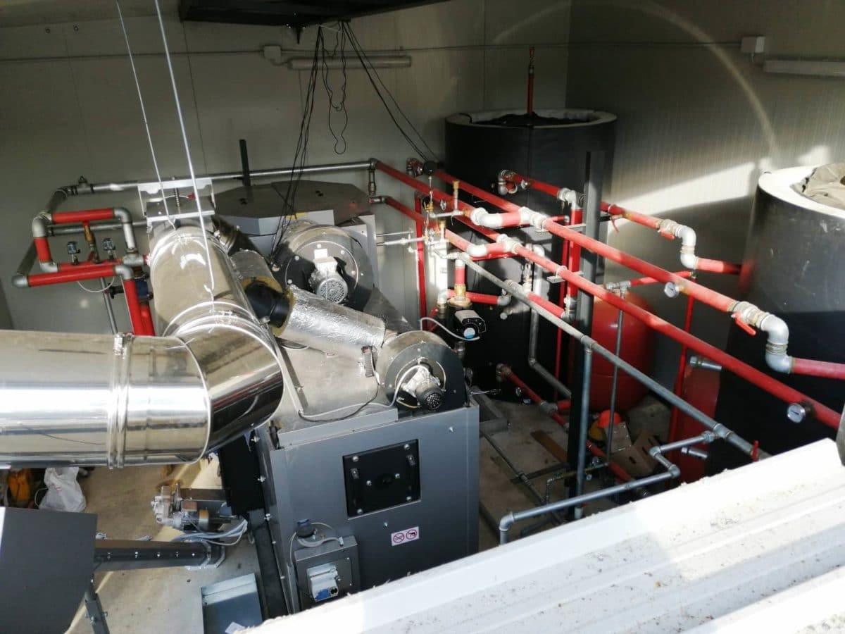 Impianto a biomasse Sassello 01