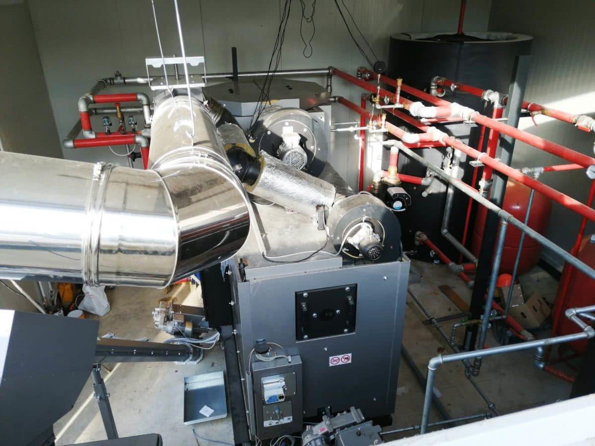 Impianto a biomasse Sassello 02