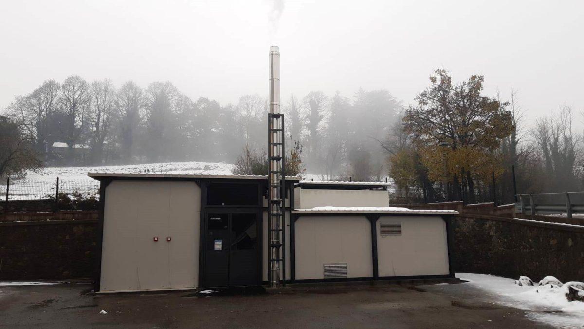 Impianto a biomasse Sassello 04