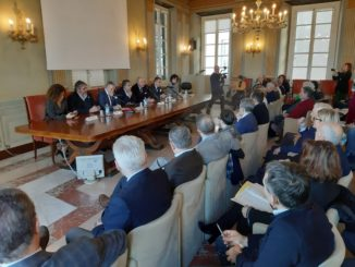 Incontro a Palazzo Lamba Doria Savona danni maltempo