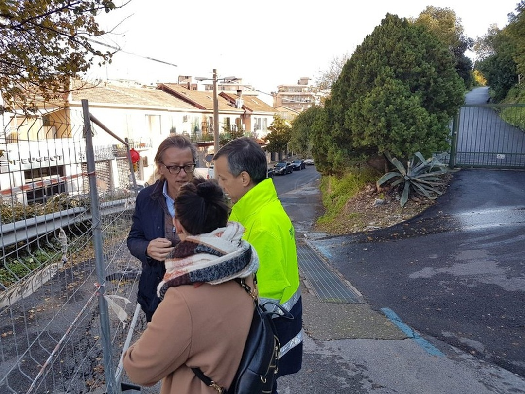 Lavori Salita Fatima ad Albenga 05