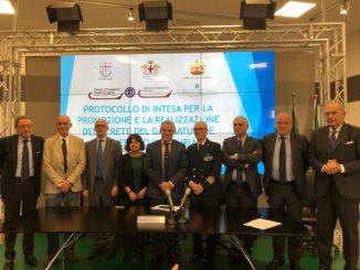 Liguria firmato protocollo intesa gas liquefatto
