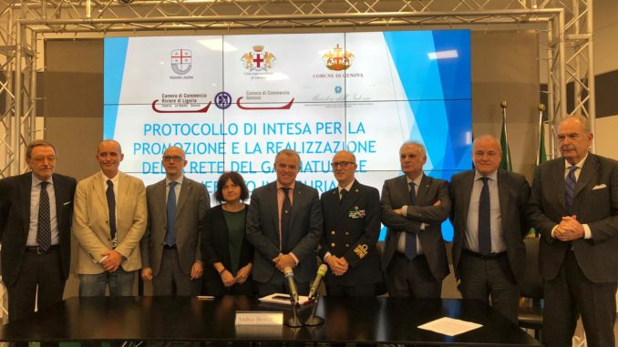 Liguria firmato protocollo intesa gas liquefatto