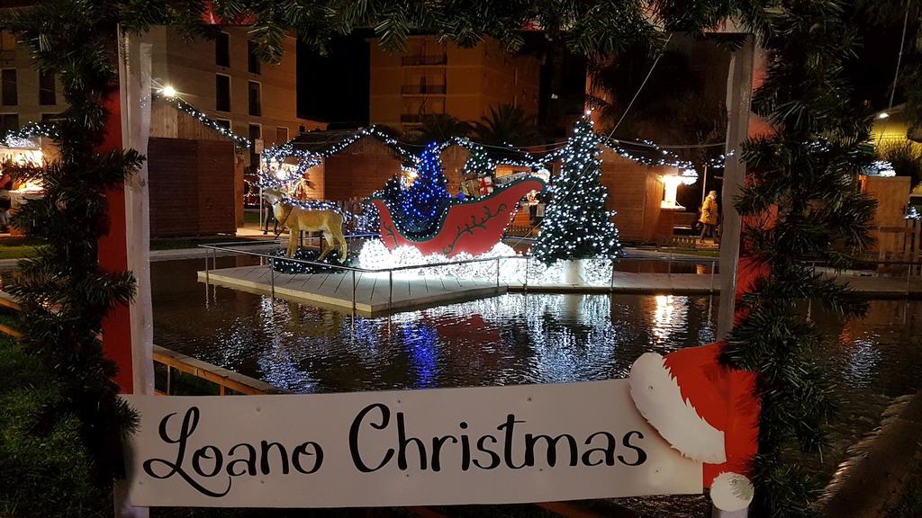 Loano Christmas Mercatino Natale