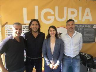 Consiglieri regionale del MoVimento 5 Stelle Liguria