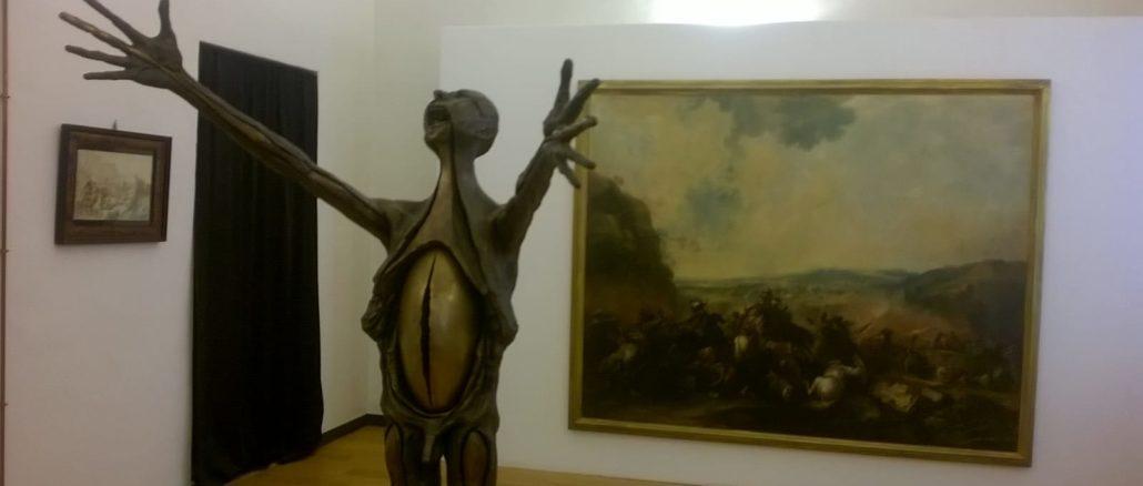 Mostra battaglisti in Palazzo Tagliaferro adAndora