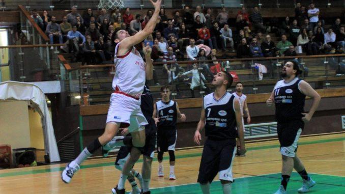 Paolo Bussone del Basket Loano