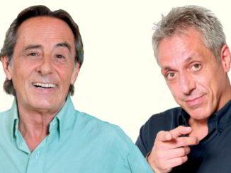 Nino Formicola e Max Pisu