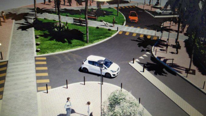 Nuova Piazza a Loano