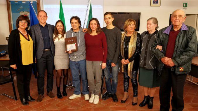Premio Le Chiavi di Andora a Mario Vassallo