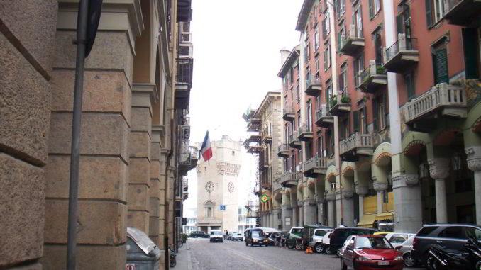 Savona verso la Torretta