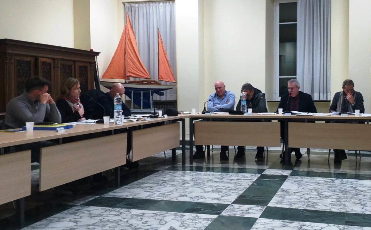 Seduta Consiglio comunale di Ceriale 01