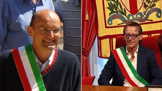 Ugo Frascherelli e Riccardo Tomatis