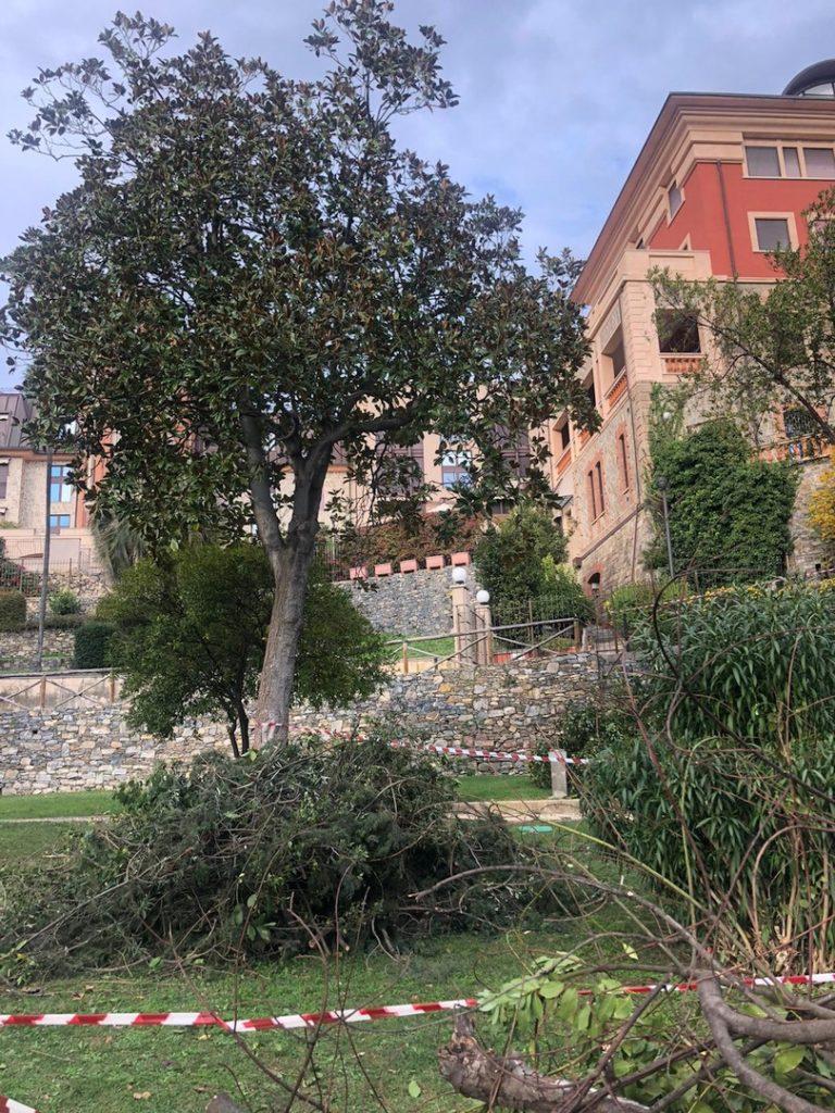 Villa Fiske lavori ad Alassio 02