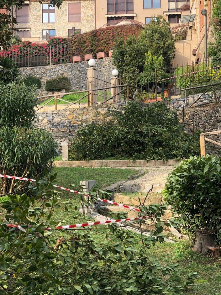 Villa Fiske lavori ad Alassio 05