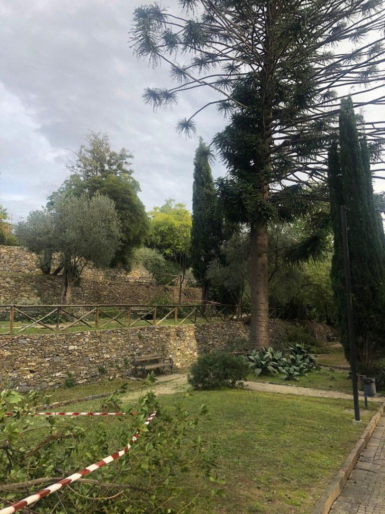 Villa Fiske lavori ad Alassio 06