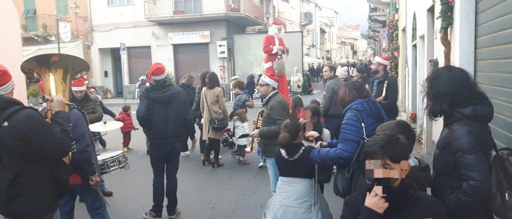 Natale a Leca d'Albenga